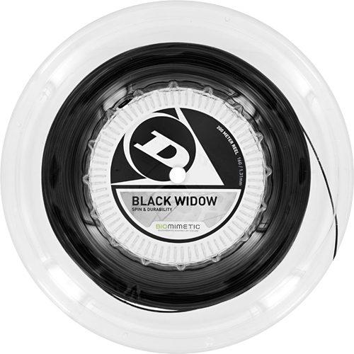 Reel - Dunlop Black Widow 16: Dunlop Tennis String Reels