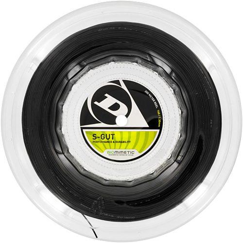Reel - Dunlop S-Gut 16: Dunlop Tennis String Reels