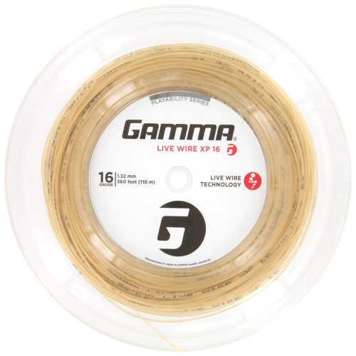 Reel - Gamma Live Wire XP 16 360: Gamma Tennis String Reels