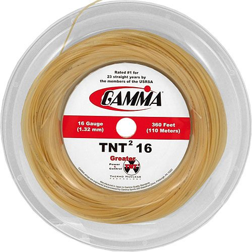 Reel - Gamma TNT2 16 360: Gamma Tennis String Reels