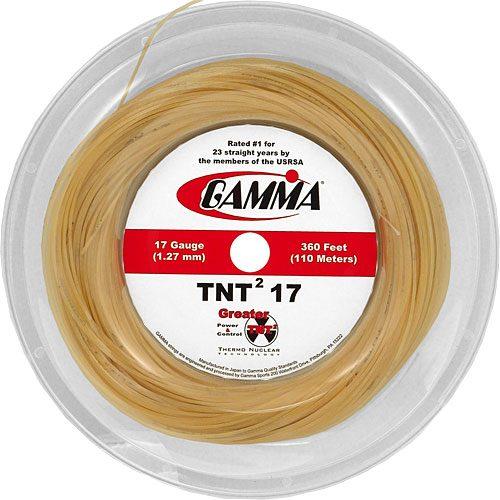 Reel - Gamma TNT2 17 360: Gamma Tennis String Reels