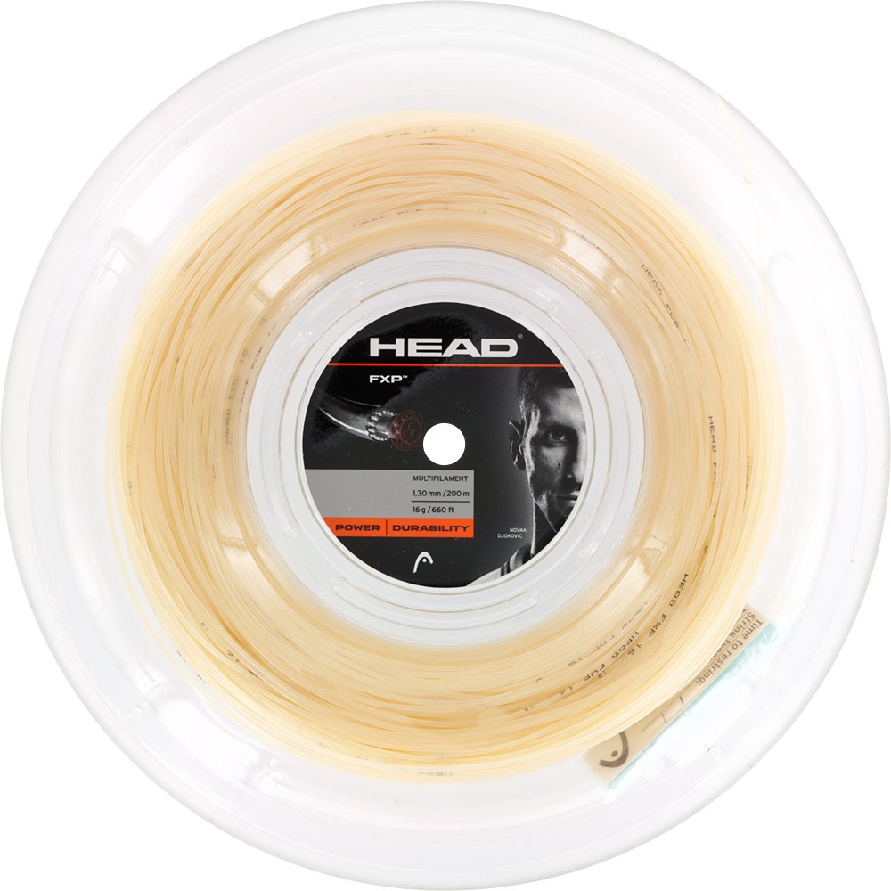 Reel - HEAD FXP 16 660': HEAD Tennis String Reels