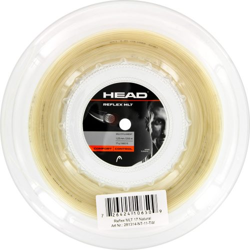 Reel - HEAD Reflex MLT 17 660: HEAD Tennis String Reels