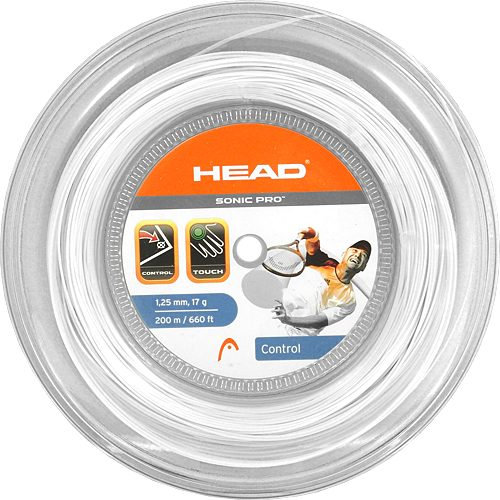 Reel - HEAD Sonic Pro 17 660: HEAD Tennis String Reels