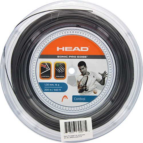 Reel - HEAD Sonic Pro Edge 16 660: HEAD Tennis String Reels