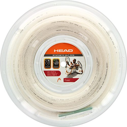 Reel - HEAD Synthetic Gut PPS 17 660: HEAD Tennis String Reels