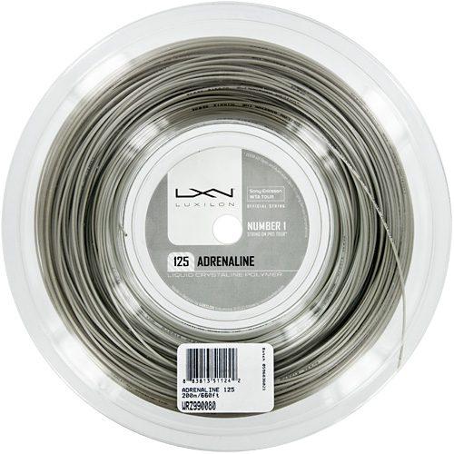 Reel - Luxilon Adrenaline 125 660: Luxilon Tennis String Reels