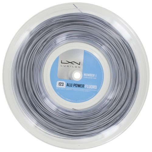 Reel - Luxilon Big Banger ALU Power Fluoro 17 720: Luxilon Tennis String Reels