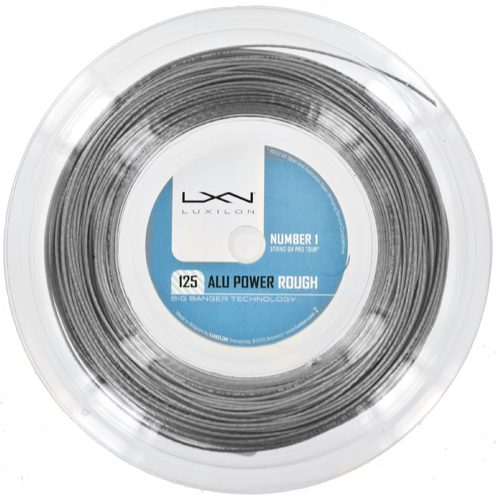 Reel - Luxilon Big Banger ALU Power Rough 16L 330: Luxilon Tennis String Reels