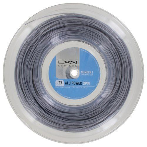 Reel - Luxilon Big Banger ALU Power Spin 16 720: Luxilon Tennis String Reels