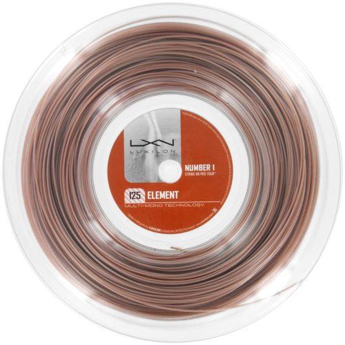 Reel - Luxilon Element 125 660: Luxilon Tennis String Reels