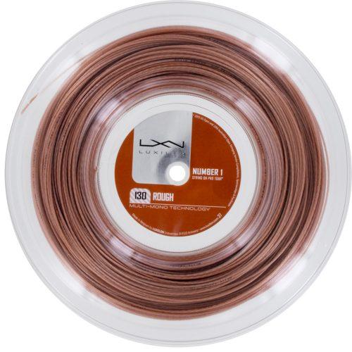 Reel- Luxilon Element 130 Rough: Luxilon Tennis String Packages