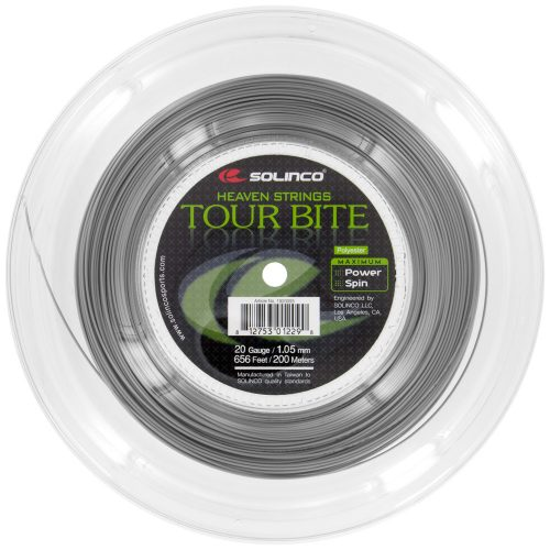 Reel - Solinco Tour Bite 20 1.05: Solinco Tennis String Reels