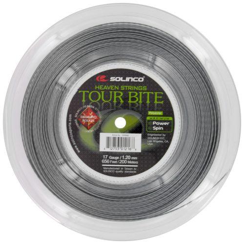 Reel - Solinco Tour Bite Diamond Rough 17: Solinco Tennis String Reels