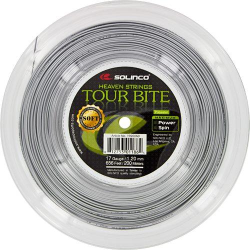 Reel - Solinco Tour Bite Soft 17 1.20 660: Solinco Tennis String Reels