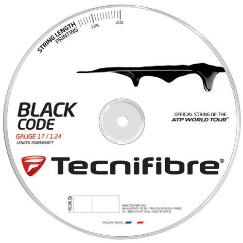 Reel - Tecnifibre Black Code 17 660: Tecnifibre Tennis String Reels