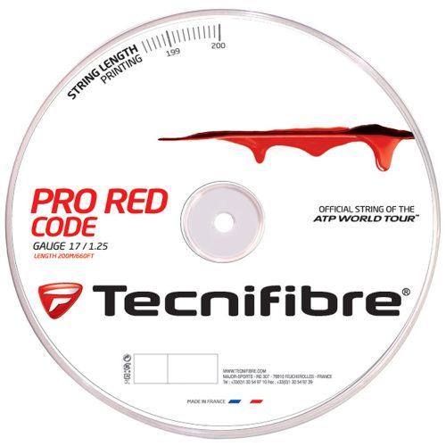 Reel - Tecnifibre Pro Redcode 17 660: Tecnifibre Tennis String Reels