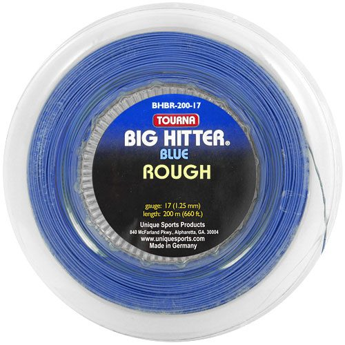 Reel - Tourna Big Hitter Blue Rough 17 660: Tourna Tennis String Reels