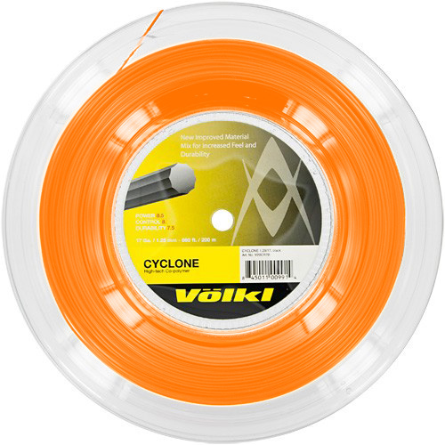 Reel - Volkl Cyclone 18: Volkl Tennis String Reels