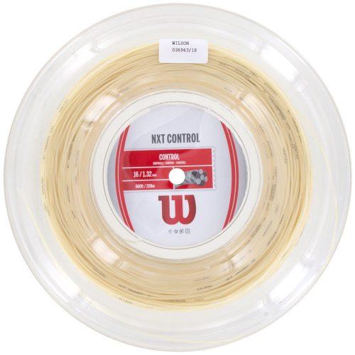 Reel- Wilson NXT Control 16 660': Wilson Tennis String Reels
