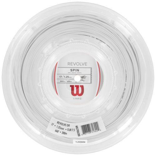 Reel - Wilson Revolve 17 660': Wilson Tennis String Reels