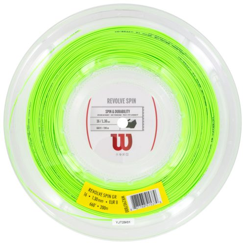 Reel - Wilson Revolve Spin 16 660': Wilson Tennis String Reels