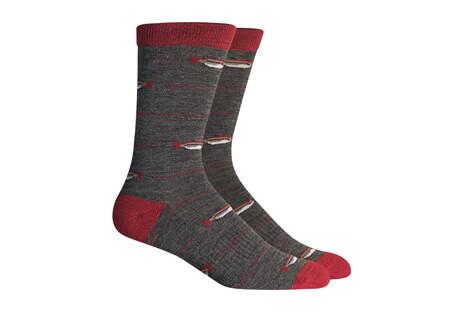 Richer Poorer Angler Hiking Socks