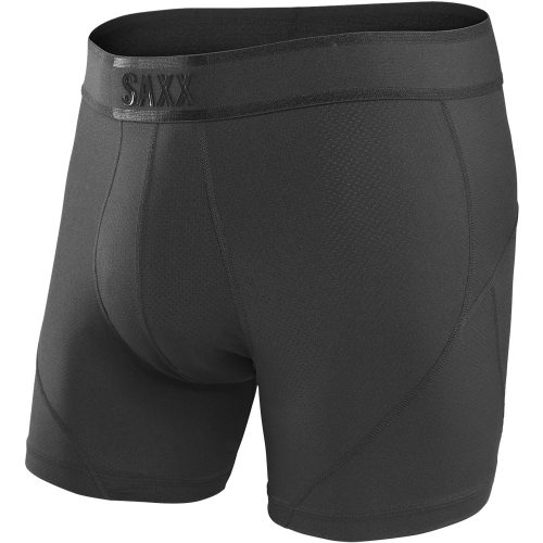 SAXX Kinetic Boxer Brief: Saxx Underwear Men's Athletic Apparel