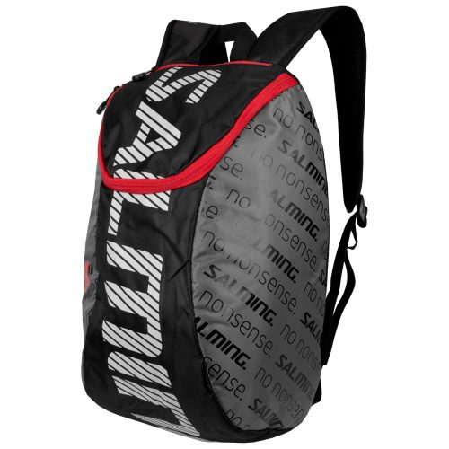 Salming Pro Tour Backpack Black/Red: Salming Squash Bags