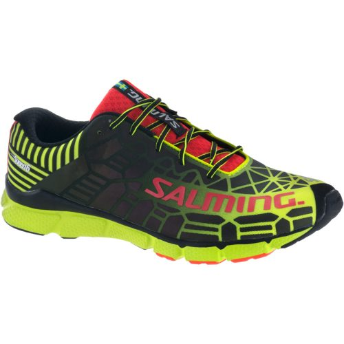 Salming Speed 6: Salming Men's Running Shoes Fluorescent Yellow/Black