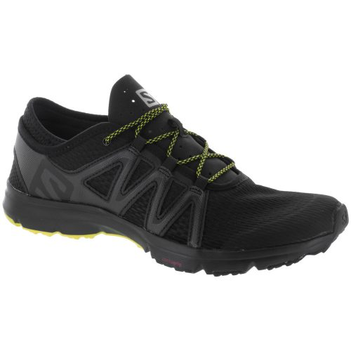 Salomon Crossamphibian Swift: Salomon Men's Hiking Shoes Black/Phantom/Sulphur Spring