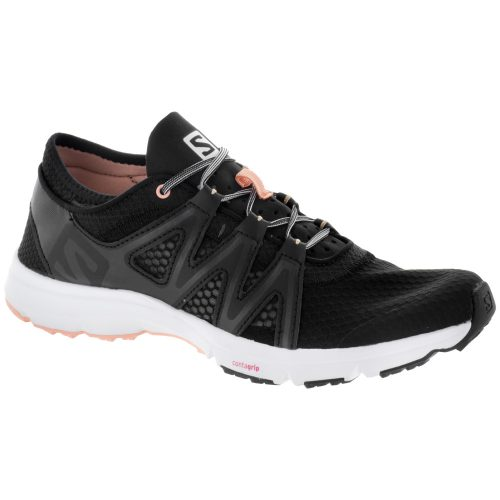Salomon Crossamphibian Swift: Salomon Women's Hiking Shoes Black/Phantom/Peach Nectar