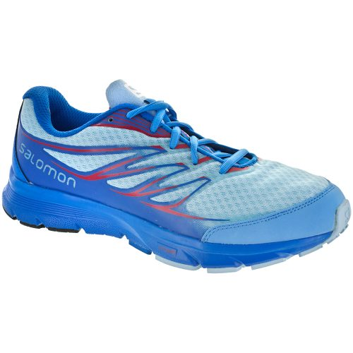 Salomon Sense Link: Salomon Women's Running Shoes Air/Methyl Blue