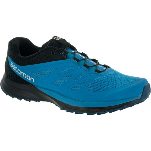 Salomon Sense Pro 2: Salomon Men's Running Shoes Indigo Bunting/Black/Snorkel Blue