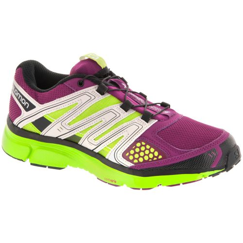 Salomon X-Mission 2: Salomon Women's Running Shoes Mystic Purple