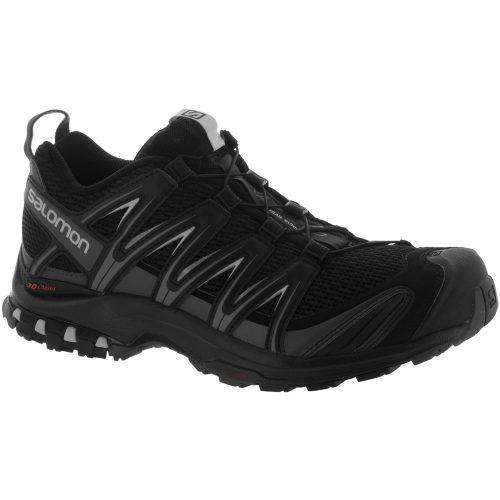Salomon XA Pro 3D: Salomon Men's Hiking Shoes Black/Magnet/Quiet Shade