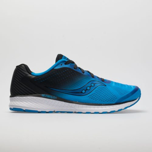 Saucony Breakthru 4: Saucony Men's Running Shoes Blue/Black