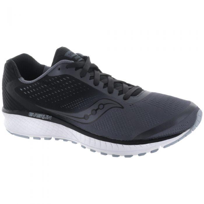 Saucony Breakthru 4: Saucony Men's Running Shoes Grey/Black