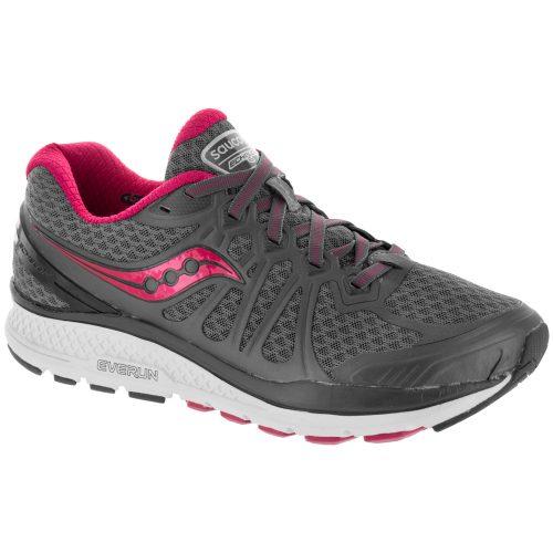 Saucony Echelon 6: Saucony Women's Running Shoes Grey/Pink