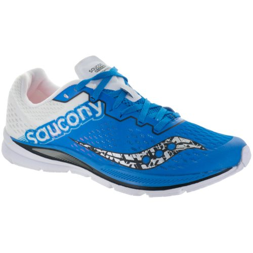 Saucony Fastwitch 8: Saucony Men's Running Shoes Blue/White