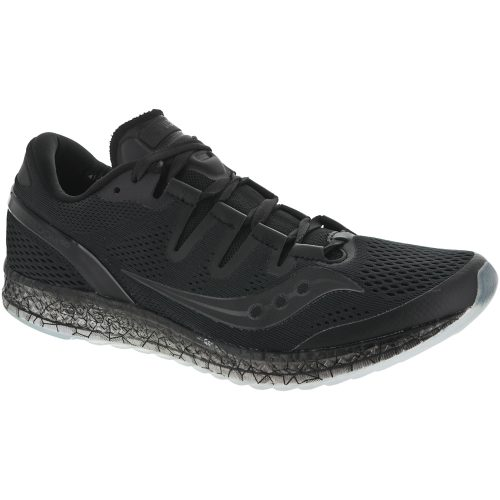 Saucony Freedom ISO: Saucony Men's Running Shoes Black