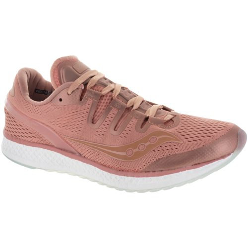 Saucony Freedom ISO: Saucony Men's Running Shoes Dusty Rose