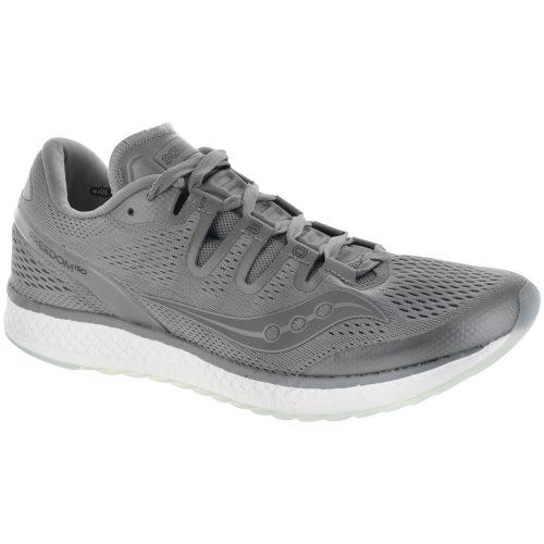 Saucony Freedom ISO: Saucony Men's Running Shoes Grey