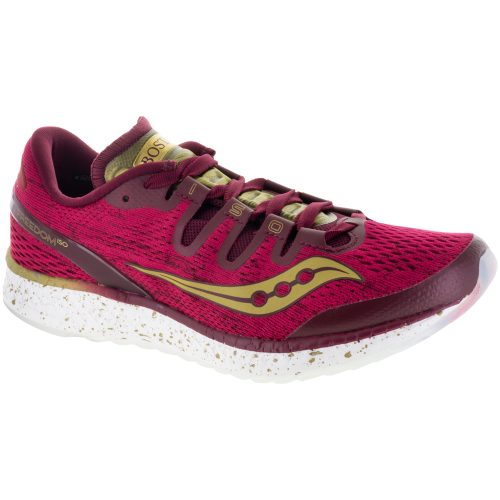 Saucony Freedom ISO: Saucony Women's Running Shoes Boston Marathon Edition