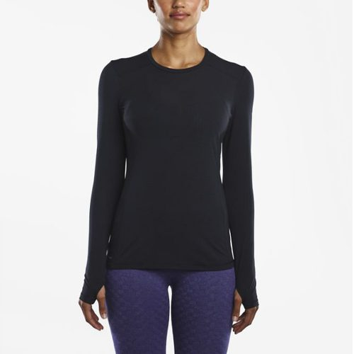 Saucony Freedom Long Sleeve Crew: Saucony Women's Running Apparel Fall 2017