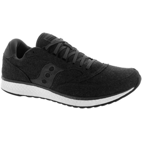 Saucony Freedom Runner Wool: Saucony Men's Running Shoes Charcoal