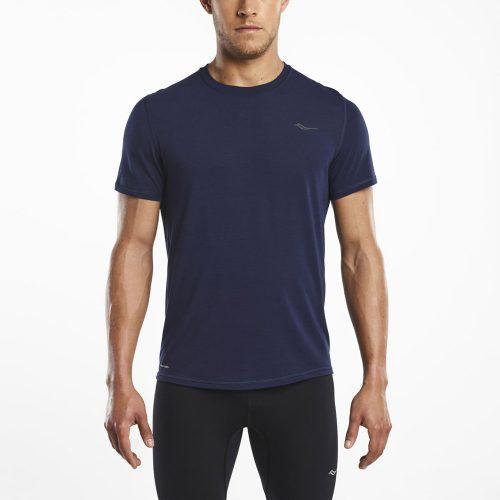 Saucony Freedom Short Sleeve Tee: Saucony Men's Running Apparel Fall 2017