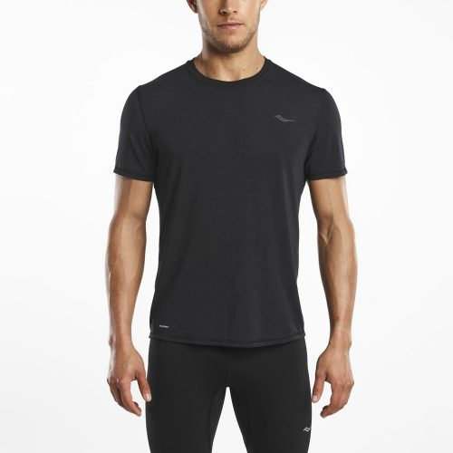 Saucony Freedom Short Sleeve Tee: Saucony Men's Running Apparel Fall 2017