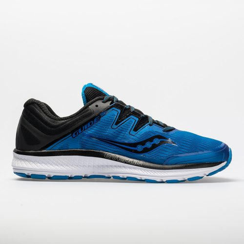Saucony Guide ISO: Saucony Men's Running Shoes Blue/Black