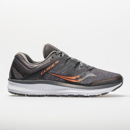 Saucony Guide ISO: Saucony Men's Running Shoes Grey/Denim/Copper